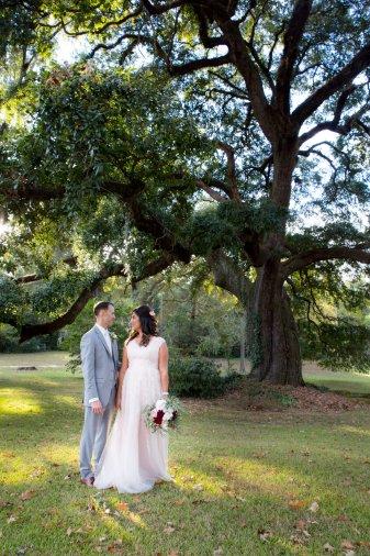 Medved bride and groom